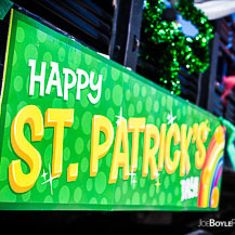 Saint Patricks Day, Downtown Cleveland 2014