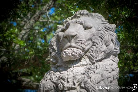 close-up-of-lion-statue-on-lion\\\s-bridge
