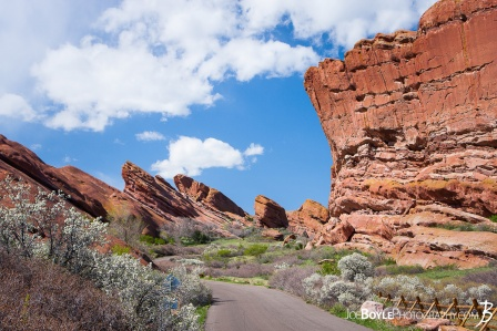 red-rocks-in-colorado-canyon-with-road