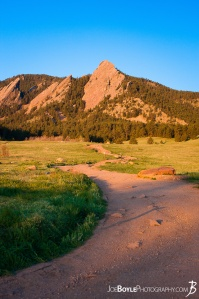 sunrise-in-boulder-colorado-with-path-chautauqua-state-park-portrait