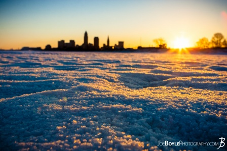 cleveland-winter-sunrise-on-frozen-lake-erie