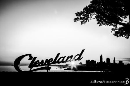 cleveland-sign-during-sunrise-at-edgewater-park-city-beneath-the-sign-ii-black-white