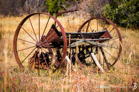 abandoned-farming-equipment-on-the-west-rim-trail-in-zion-national-park