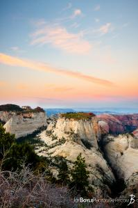 canyons-mountain-peaks-and-valleys-during-a-sunrise-in-zion-national-park-ii-portrait