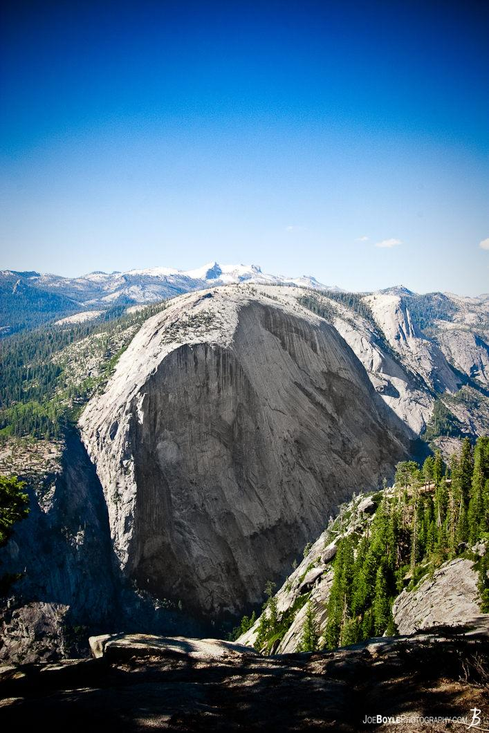 half-dome-from-the-front-color