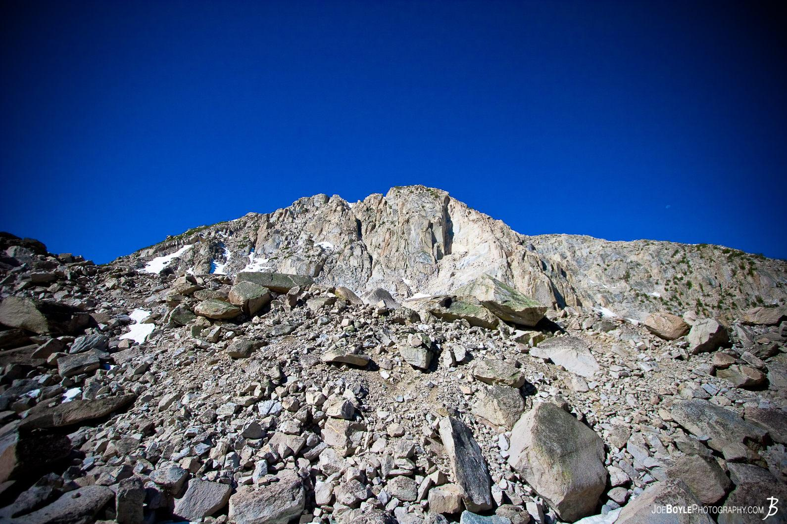 mountain-against-the-deep-blue-sky