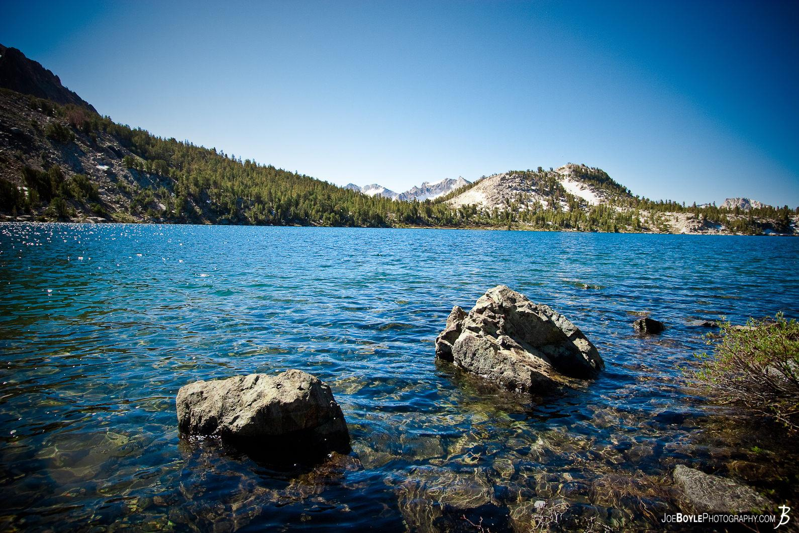 two-rocks-lake-mountain-color