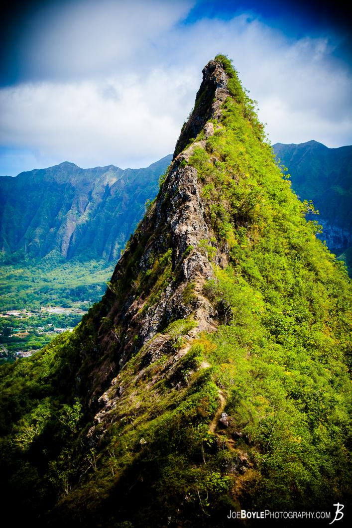mountain-on-olomana-trail