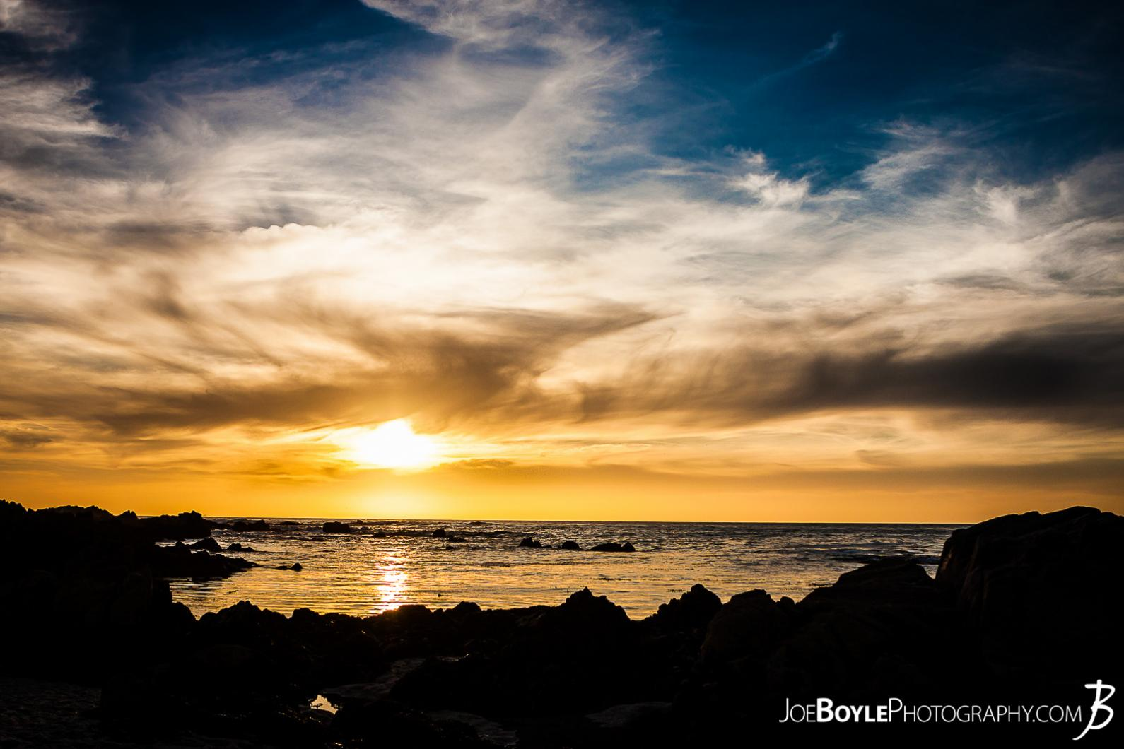 sunset-in-pacific-grove