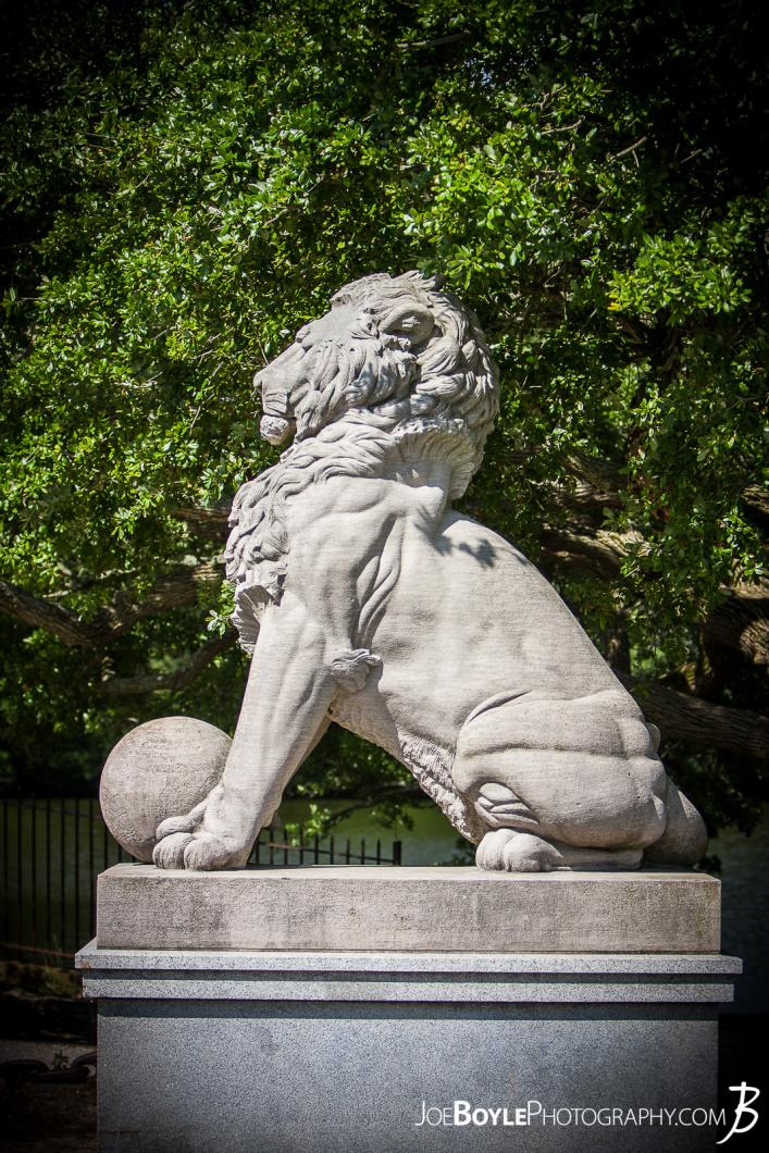 profile-of-lion-statue-on-lions-bridge