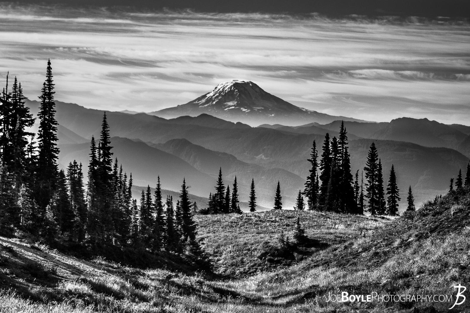 mount-adams-from-the-wonderland-trail-after-panhandle-gap-iii-black-white