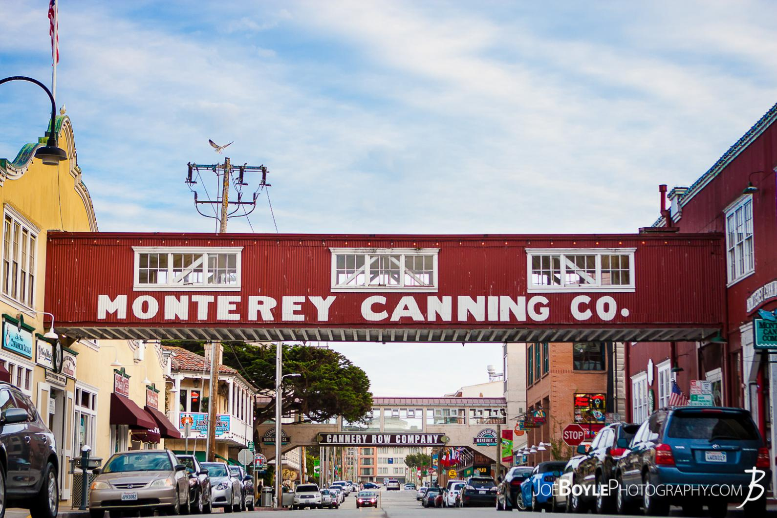 I was so excited to visit Cannery Row on my visit to Monterey California! I had recently finished reading East of Eden by John Steinbeck and was eager to visit places where he grew up.