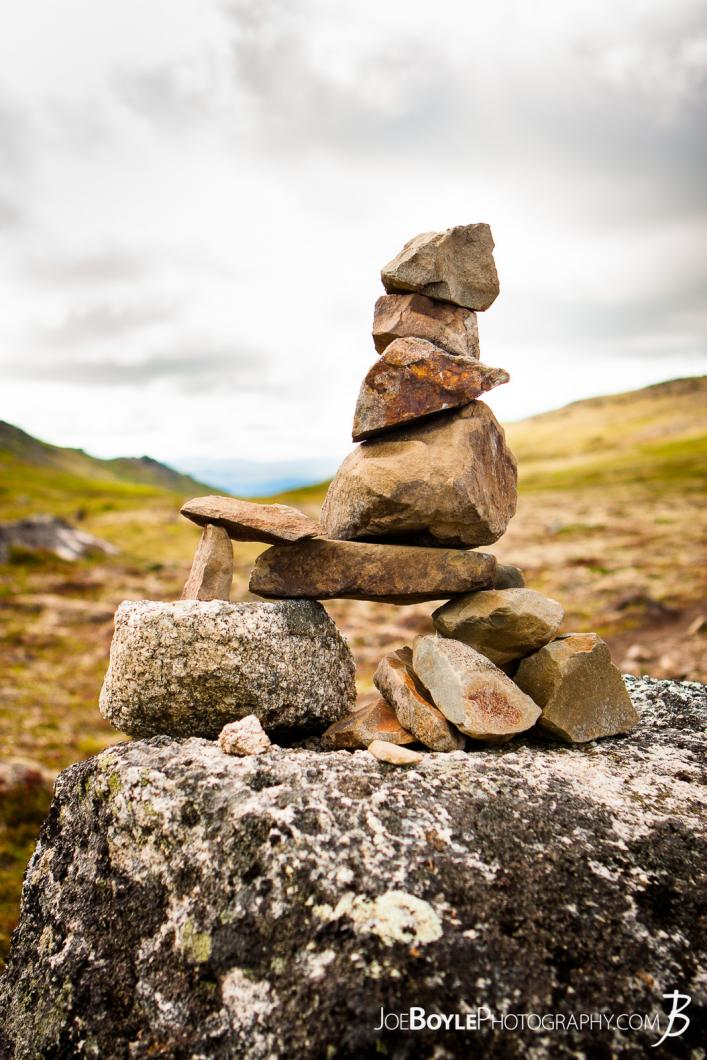 cairn-on-kesugi-ridge-trail
