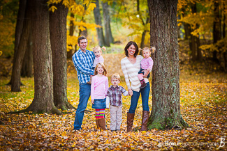 Medved-Fall-Family-Photoshoot